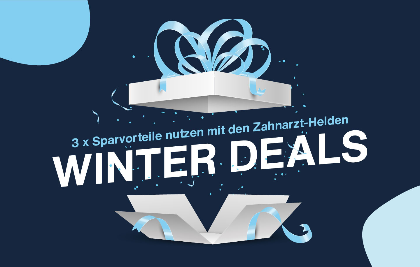Winter-Deals 2020: 3x Sparvorteile nutzen